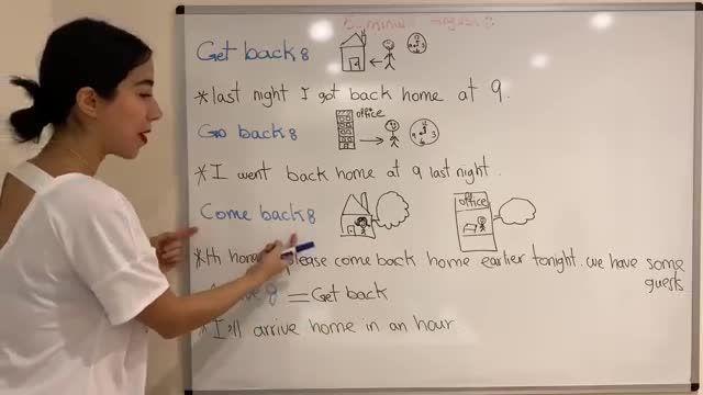آموزش زبان انگلیسی در 5 دقیقه ! - فریزال ورب های پرکاربرد انگلیسی - افعال ترکیبی