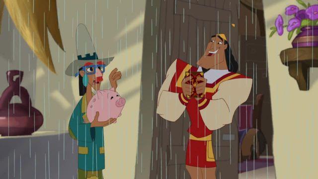 دانلود انیمیشن مدرسه جدید امپراطور فصل اول قسمت هجده