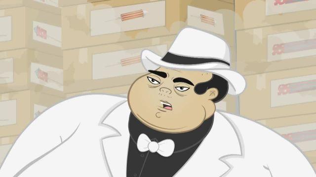 دانلود انیمیشن شی زو (SheZow) زبان اصلی قسمت 14