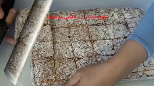 فیلم آموزش طرز تهیه شیرینی مخصوص عید بسیار خوشمزه در منزل