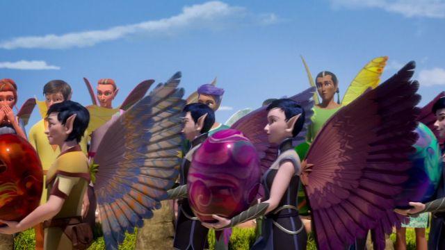 انیمیشن شاهزاده پری و تک شاخ 2019 زبان اصلی با کیفیت BluRay