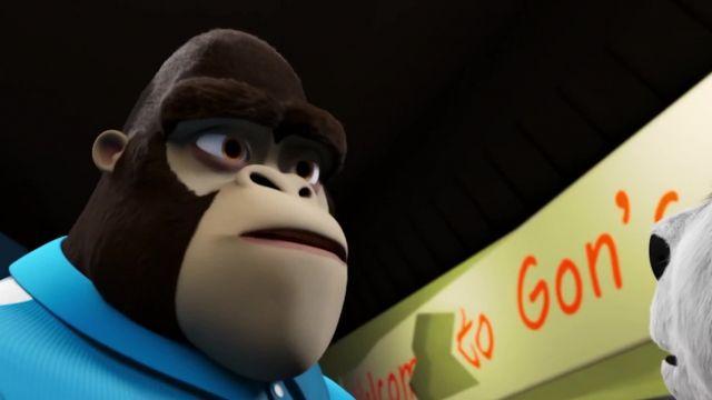 دانلود انیمیشن پاندا در برابر بیگانگان Panda vs. Aliens 2021 با زیرنویس فارسی