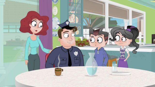 دانلود انیمیشن شی زو (SheZow) زبان اصلی قسمت 4