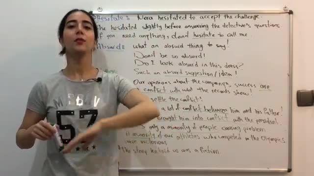 آموزش تصویری ویدیویی کتاب 504 کلمه ضروری انگلیسی درس یازدهم