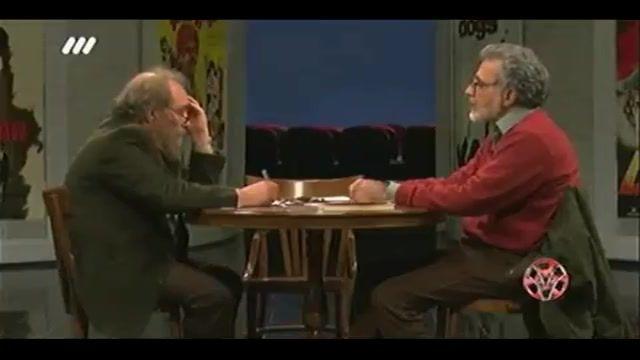 شوخی بهروز افخمی و مسعود فراستی با رییس انجمن منتقدان