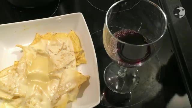آموزش درست کردن چیپس و پنیر - How To Make Snake & Cheese