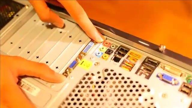 آشنایی با سخت افزار و قطعات کامپیوتر