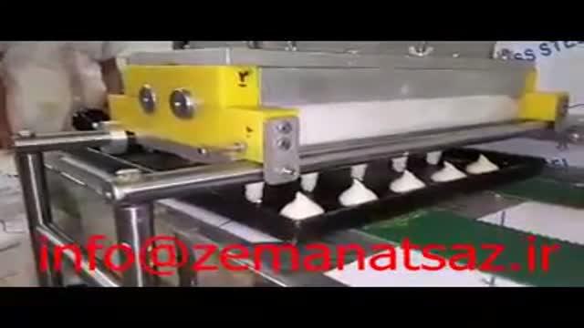 دستگاه دیپازیتور (قیف زن اتوماتیک)