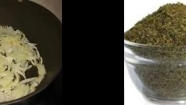 Soupe aux nouilles et aux lentilles vertes - Ash réshteh - آش رشته