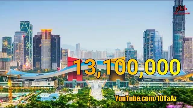 10 تا از پر جاذبه ترین شهرهای توریستی Top 10 Farsi