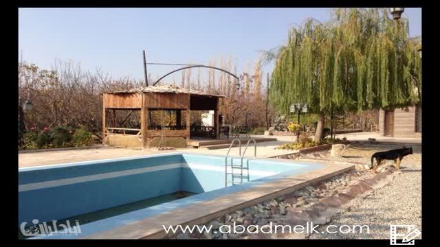 باغ ویلا 5000 متری در بکه