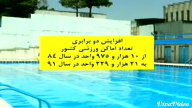 دستاوردها و خدمات دولت دکتر احمدی نژاد (بخش سوم)