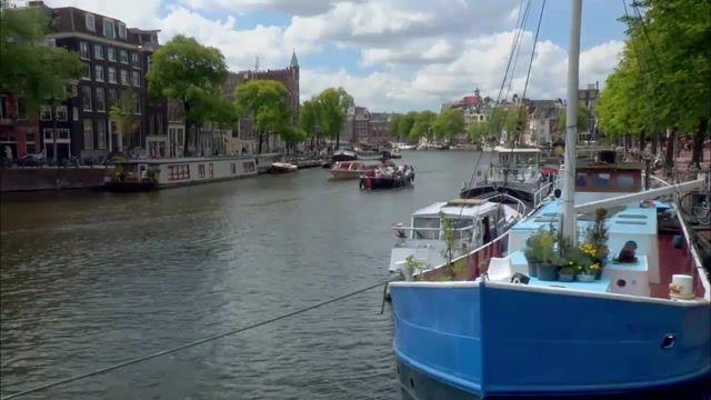 سفر به آمستردام هلند - بهشت اروپایی یعنی آمستردام