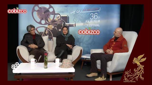 چهارمین ویژه برنامه آپاراتچی در سی و ششمین جشنواره فیلم فجر