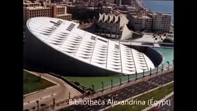 33 بنای عجیب در جهان که بیشتر به فیلمهای علمی-تخیلی شبیهاند، تا واقعیت..