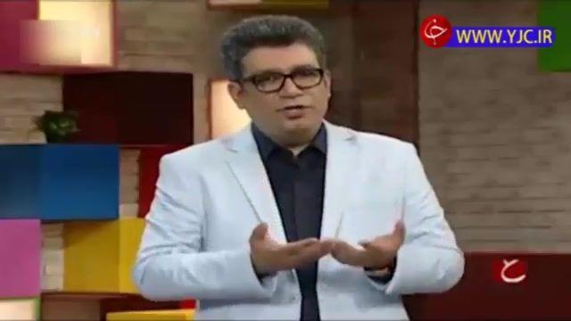 انتقاد رضا رشیدپور از تغییر نام بزرگراه نیایش به نام آیت الله هاشمی رفسنجانی در برنامه حالا خورشید