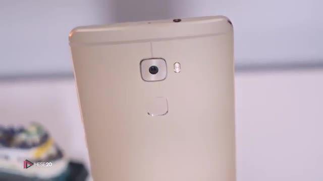 نقد و بررسی ویدیویی و کامل گوشی Huawei Mate S ( هواوی میت اس )