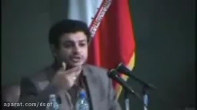 سخنان رایفی پور در مورد چگونگی تخریب دکتر حسن عباسی