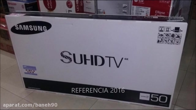 تلویزیون LED سامسونگ 4k مدل JS7200