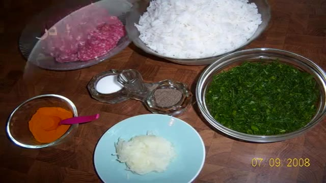 Koofteh Berenji- کوفته برنجی