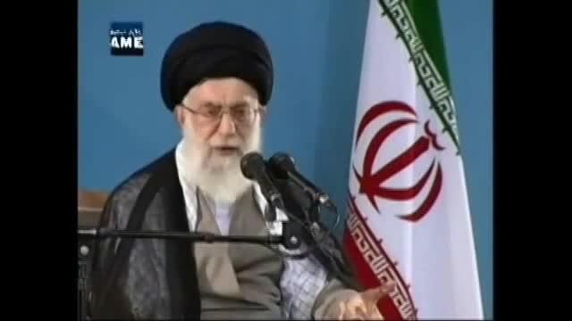 پاسخ رهبر انقلاب (مدظله) به اتهام بی اساس خانه نشینی دکتر احمدی نژاد