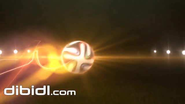 پروژه رایگان افترافکت توپ آتشین جام جهانی روسیه2018