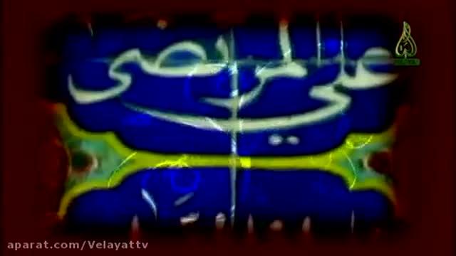یه ضریح امشب تو رویاهات به پا کن با نوای محمد رضا طاهری