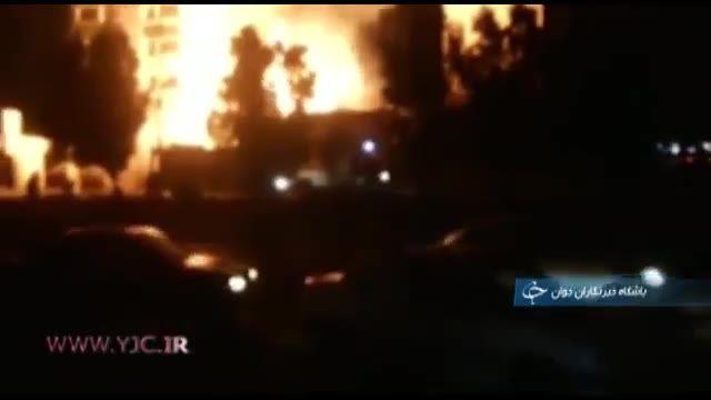 انفجار خودروهای گازسوز که به بمبهای ساعتی تبدیل شدهاند