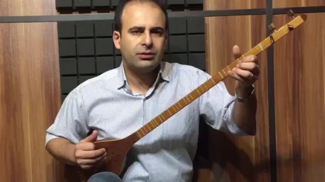 بیات راجه دستگاه نوا ردیف میرزاعبدالله . نیما فریدونی سه تار.mp4