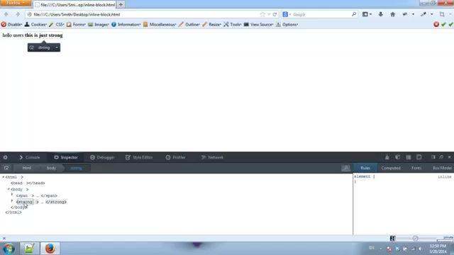 آموزش طراحی سایت با html   آشنایی با عناصر inline level و block level
