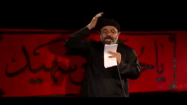 حاج محمود کریمی شب چهارم محرم 97
