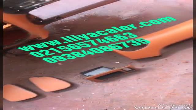 دستگاه مخمل پاش ایلیاکالر 02156574663 علی حاتمی