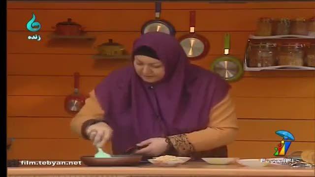 طرز تهیه سوهان عسلی توسط خانم مهری (گیلکی)