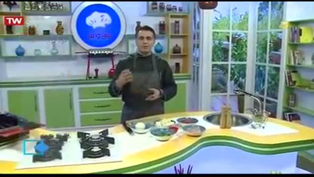 آموزش آشپزی آسان- کباب شش تاووک