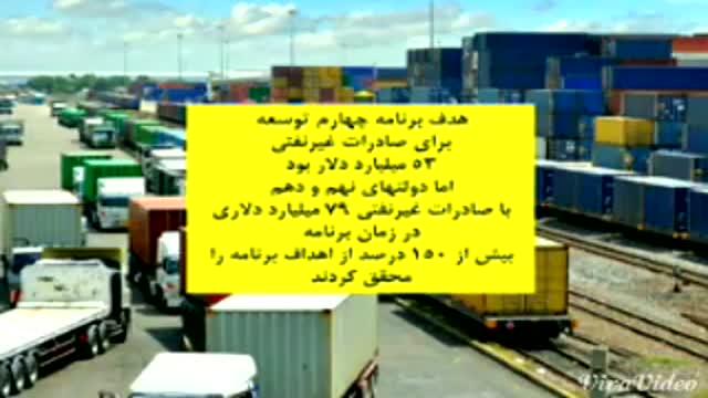 دستاوردها و خدمات دولت دکتر احمدی نژاد (بخش 2)