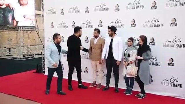 جشن آلبوم ماکان بند