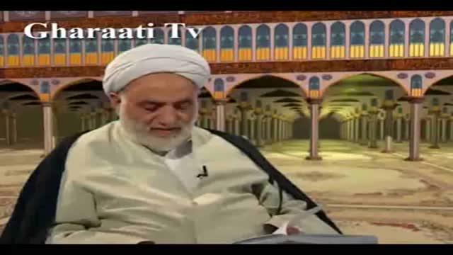 قرایتی / تفسیر آیه 14 تا 16 سوره فرقان، رسیدن به همه ی آرزوها در بهشت