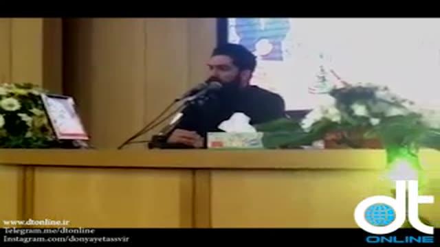 علی زند وکیلی قطعه محبوب لالایی را به یاد علی معلم میخواند