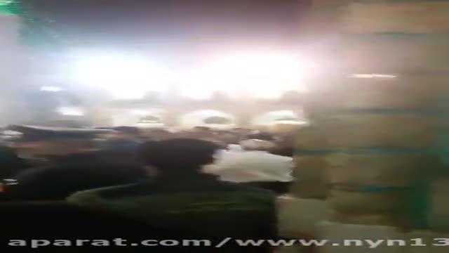 کلیپ تکان دهنده شفای پسربچه ناشنوا چند شب گذشته درحرم امام رضا(ع) - 2016