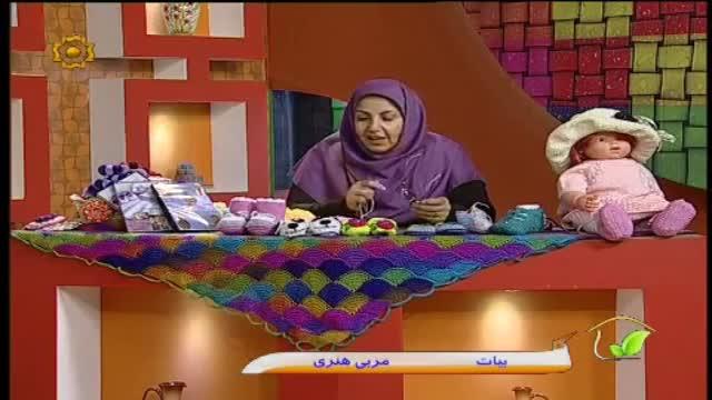 پاپوش دخترانه ـ خانم بیات Girls shoes Mrs. Bayat