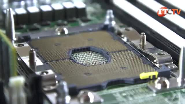 بررسی سخت افزاری سرور HP DL380 G10
