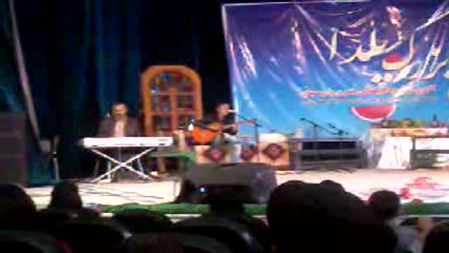 کنسرت شب یلدای مجیداصلاح پذیر(بیادمرتضی پاشایی)