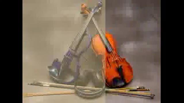 folk violin music - lori - amin esmaili ویولن لری امین اماعیلی