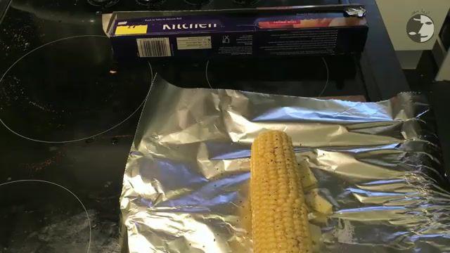 How To Make Mexican Grilled Corn - آموزش کباب کردن ذرت مکزیکی