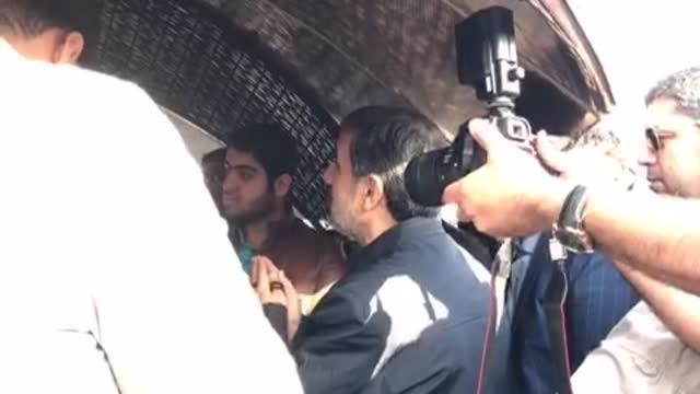 پاسخ هوشمندانه دکتر احمدی نژاد به سوال جوان بسیجی:کمک به رهبری یعنی فکر کردن و..