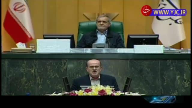 روی خوش نمایندگان مجلس به وزرای پیشنهادی کابینه دوازدهم