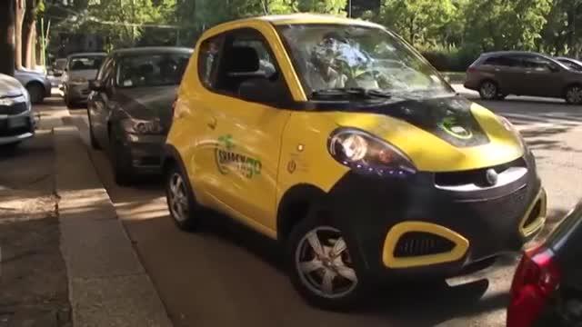 خودروهای کوچک اجاره ای بدون راننده در ایتالیا راهکار مقابله با الودگی هوا