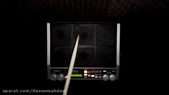نمونه ریتم پرکاشن Spds آهنگ حمید اصغری پیوند ساخته شده توسط حسن مهدوی