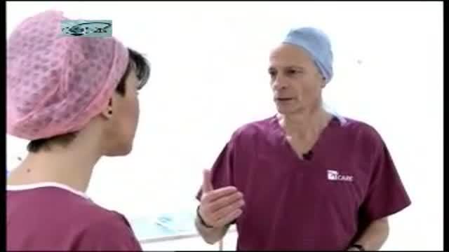 In vitro fertilization (IVF).لقاح مصنوعی یا لقاح در آزمایشگاه