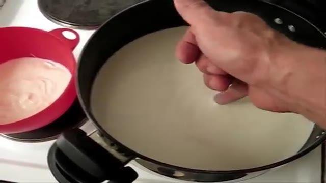 Yogurt - طرز تهیه ماست خانگی